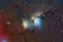NGC 2068 + 2071