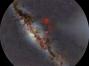 Nuestra galaxia vista desde los cielos de Atacama